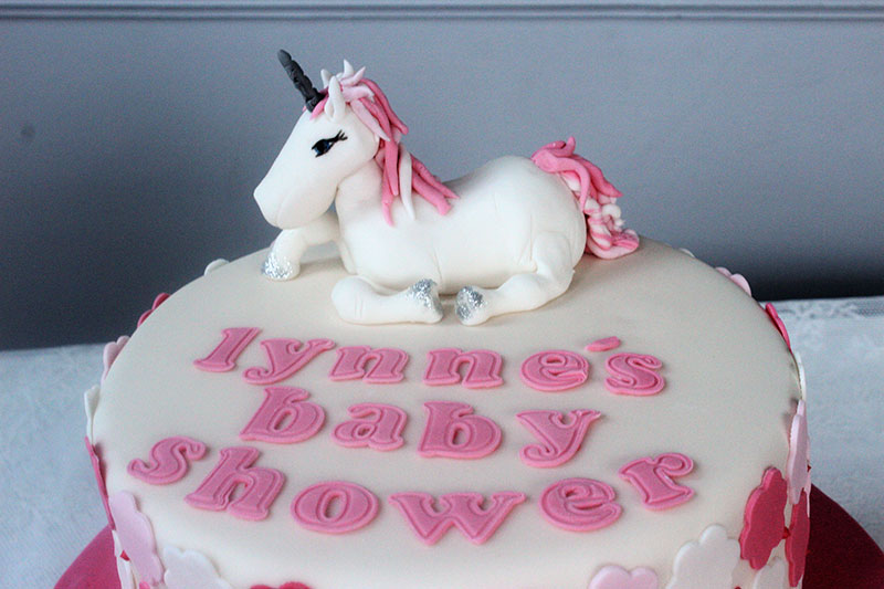 Baby Shower Cakes Delivered Uk ~ Celebration cakes northern ireland congratulations christening