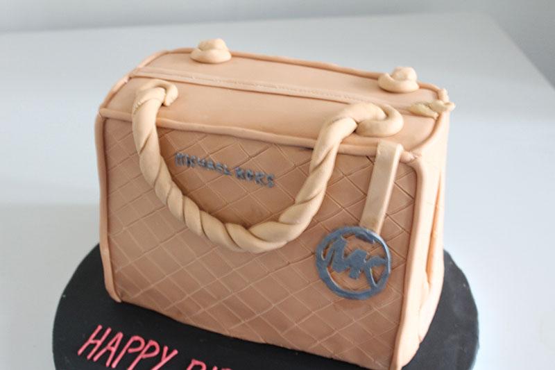 Handbag Birthday Cake Toppers