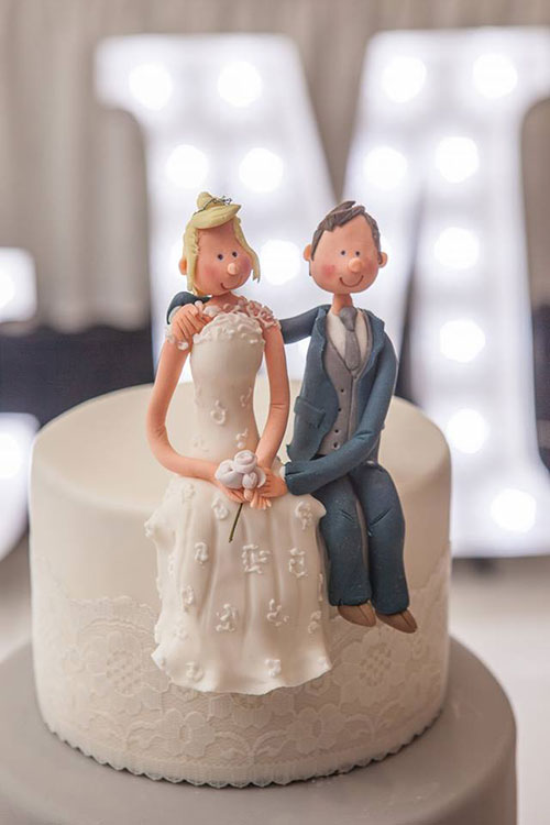wedding cake toppers northern ireland bespoke wedding and birthday cake toppers from relax cakes 26556