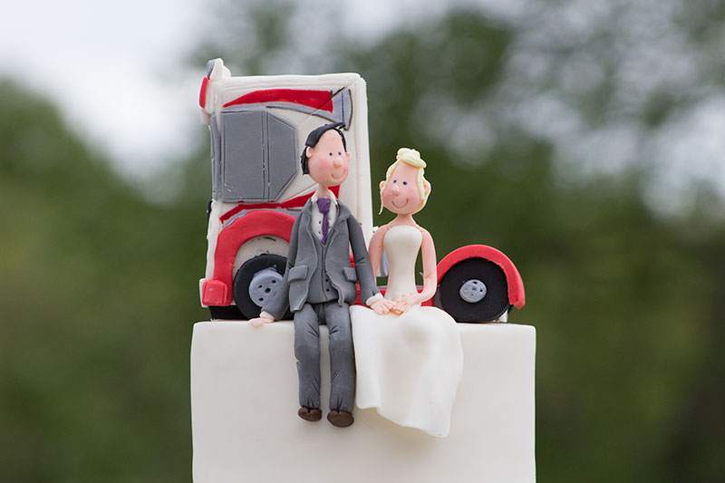 personalised wedding cake toppers northern ireland novelty cake topper with traditional groom and 18253