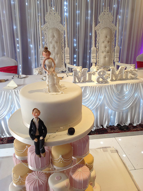 personalised wedding cake toppers northern ireland bespoke wedding and birthday cake toppers from relax cakes 18253