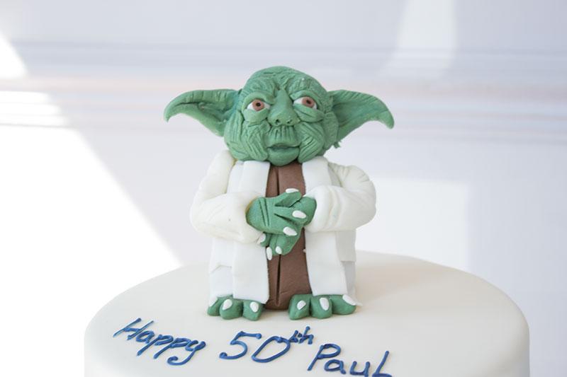 Birthday Cake Portfolio Bakery